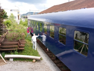 El Achai Friedenszug Peace Train