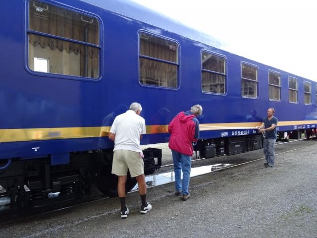 El Achai Friedenszug Peace Train