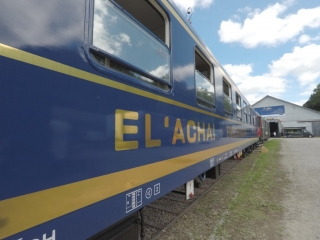 El'Achai Friedenszug Peace Train